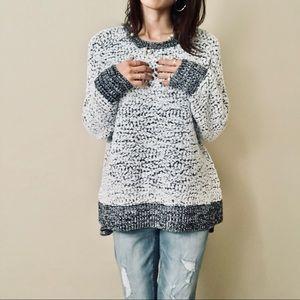 Brand New soft popcorn sweater